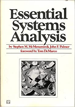 Book Essential Systems Analysis