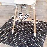 Bumkins Splat Mat, Waterproof, Washable for Floor