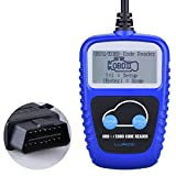 LURICO OBD2 Scanner Car Engine Fault Code Reader Professional Automotive CAN Diagnostic Scan Tool Check Engine Light