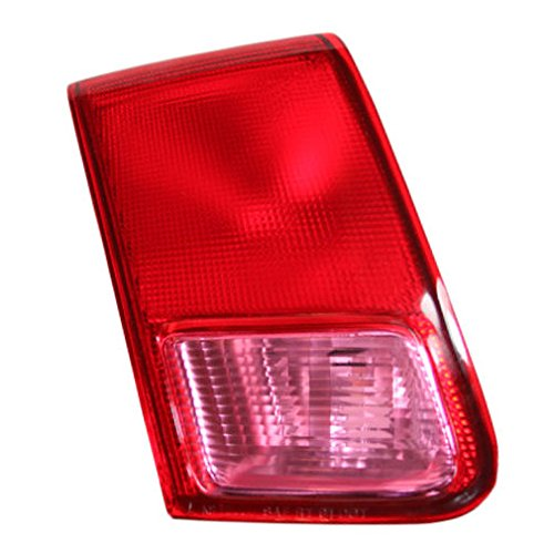 Lid Tail Light - Taillight Taillamp Left Trunk Lid Mounted Driver Side for 01-02 Civic Sedan