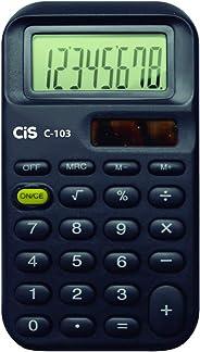 Calculadora de Bolso, CIS, 4.2600, Preta