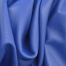 Regal Royal Blue Signature 4.2 SqFt Leather Cow Hide Project Piece 3 oz-3