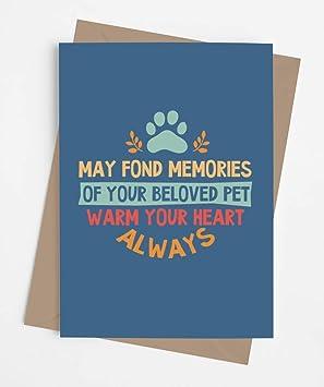 Pet Sympathy Cards Pet Condolence Cards Gray Dog Sympathy Card Pet Illness Cards Beloved Family Friend Sympathy Cards Dog Lover Cards