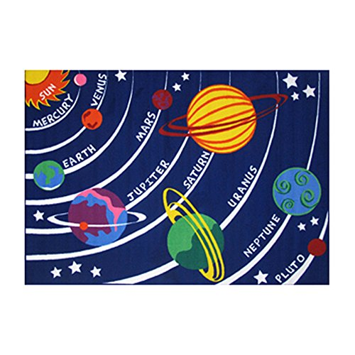 Fun Rugs Fun Time Solar System Rug 31