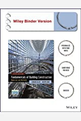 Fundamentals of Building Construction: Materials and Methods with Interactive Resource Center Access Card, 6th Edition Binder Ready Version Ring-bound
