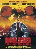 Highlander 3 poster thumbnail