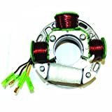 #4: Caltric STATOR Fits SEA-DOO SPX 580 SPX-580 650 587cc 657cc 1993 1994 SPX580 SPX650 MAGNETO 4-WIRES