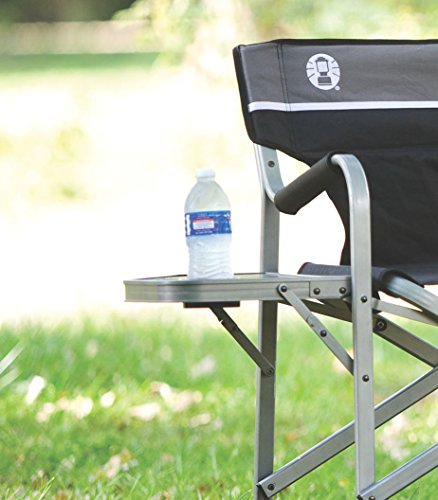 Coleman Portable Deck Chair Side Table Buy Online In Uae