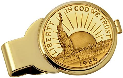 American Coin Treasures ACCESSORY メンズ カラー: ゴールド