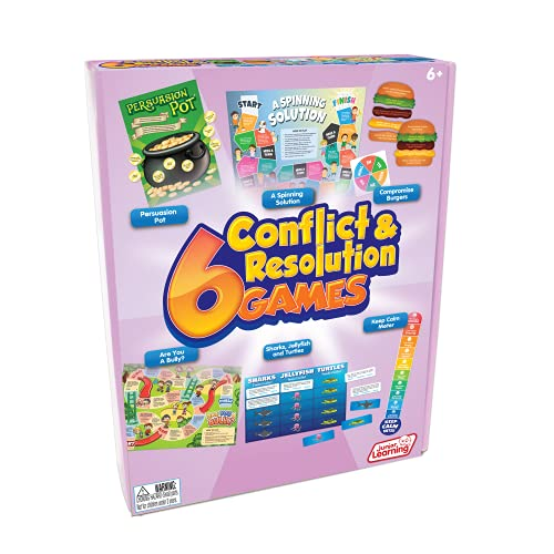 Junior Learning 6 Conflict & Resolution Games