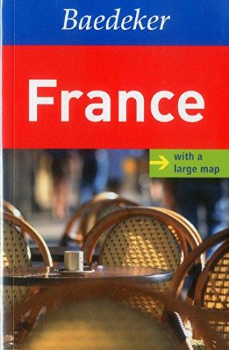 - France Baedeker Guide (Baedeker Guides)