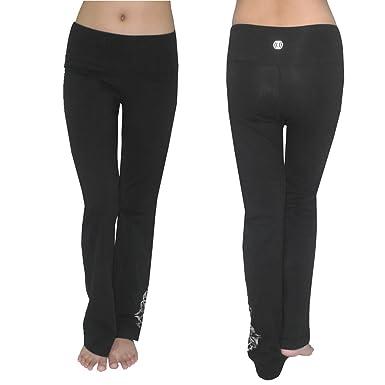 4464c28ff543f2 Balance Collection (by Marika) Womens Lounge pants / Yoga Pants Large Black