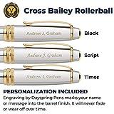 Cross Pens   Personalized Cross Bailey Medalist