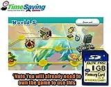 Super Mario Galaxy 2 Nintendo Wii New Memory Card 100% Unlocked