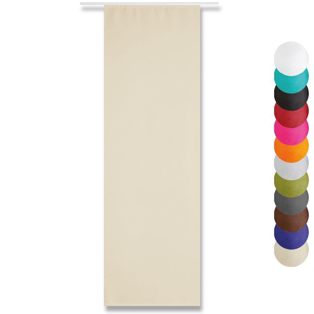 Occultant Panneau japonais Alessia Avec et sans technique Disponible en plusieurs couleurs Moderne et /él/égant