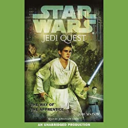 Star Wars: Jedi Quest, Book 1: The Way of the Apprentice