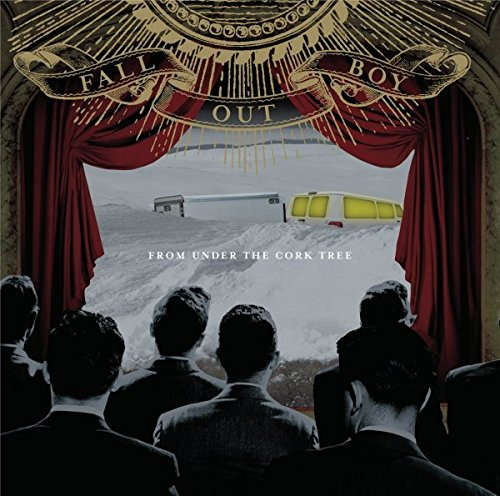CD : Fall Out Boy - From Under The Cork Tree