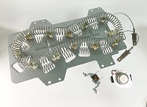 Package of DC47-00019A & DC47-00018A & DC96-00887A for SAMSUNG Dryer Heater (Parts Package)