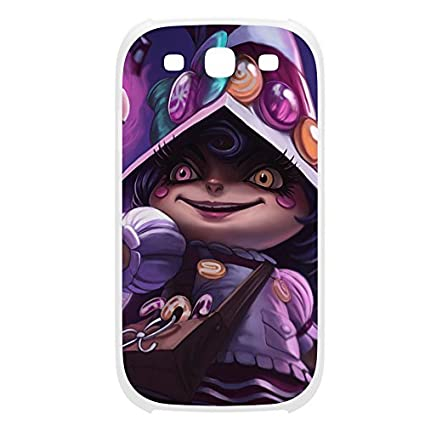 Amazon.com: Lulu-002 League of Legends LoL Case For Htc One ...