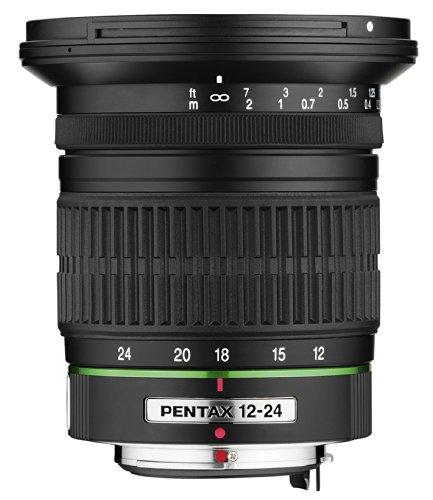 Pentax SMC-DA 12-24mm / f4,0 AL Objektiv (Weitwinkelzoom) für Pentax