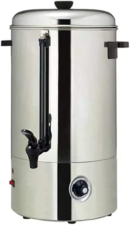 Adcraft WB-40 40-Cup Water Boiler, Stainless Steel, 1350-Watts, 120v