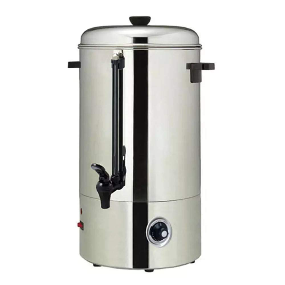 Adcraft WB-40 40-Cup Water Boiler, Stainless Steel, 1350-Watts, 120v by Empura
