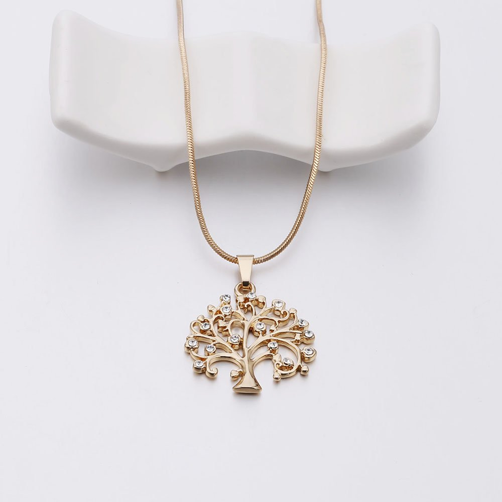 Ouran Unisex Mujer Gold or Silver Plated Alloy Chapado en Oro ...