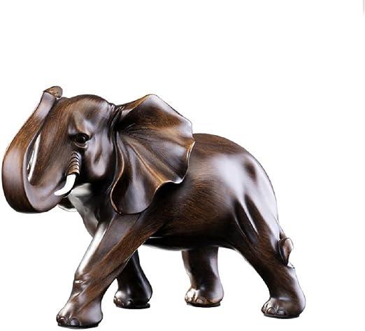 Feng Shui Elephant Statue Home Decoration Figurine. Estatua de Elefante