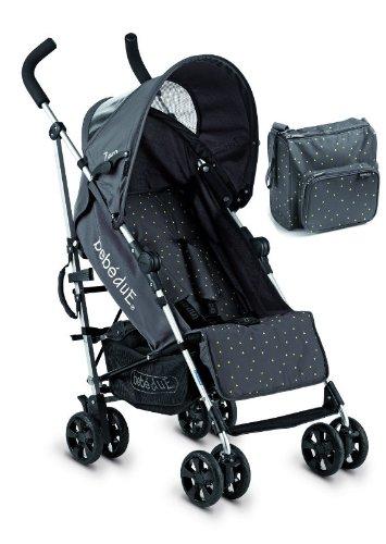 Silla de paseo Zero Triangles Grey: Amazon.es: Bebé