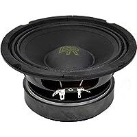 Bass Rockers 6.5 Mid-Range 300W 8-Ohm Speaker BRM6