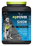 k9 power - K9-Power Show Stopper - Healthy Dog Coat and Skin Formula to Improve Health and Appearance - 4 Pound