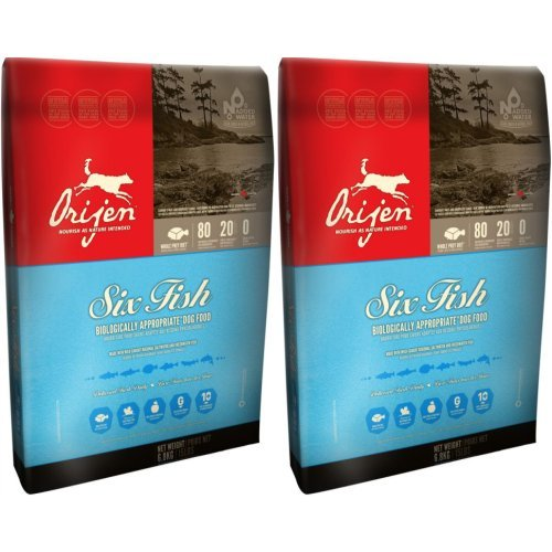 Orijen 6 Fish Adult Dog Food 13kg