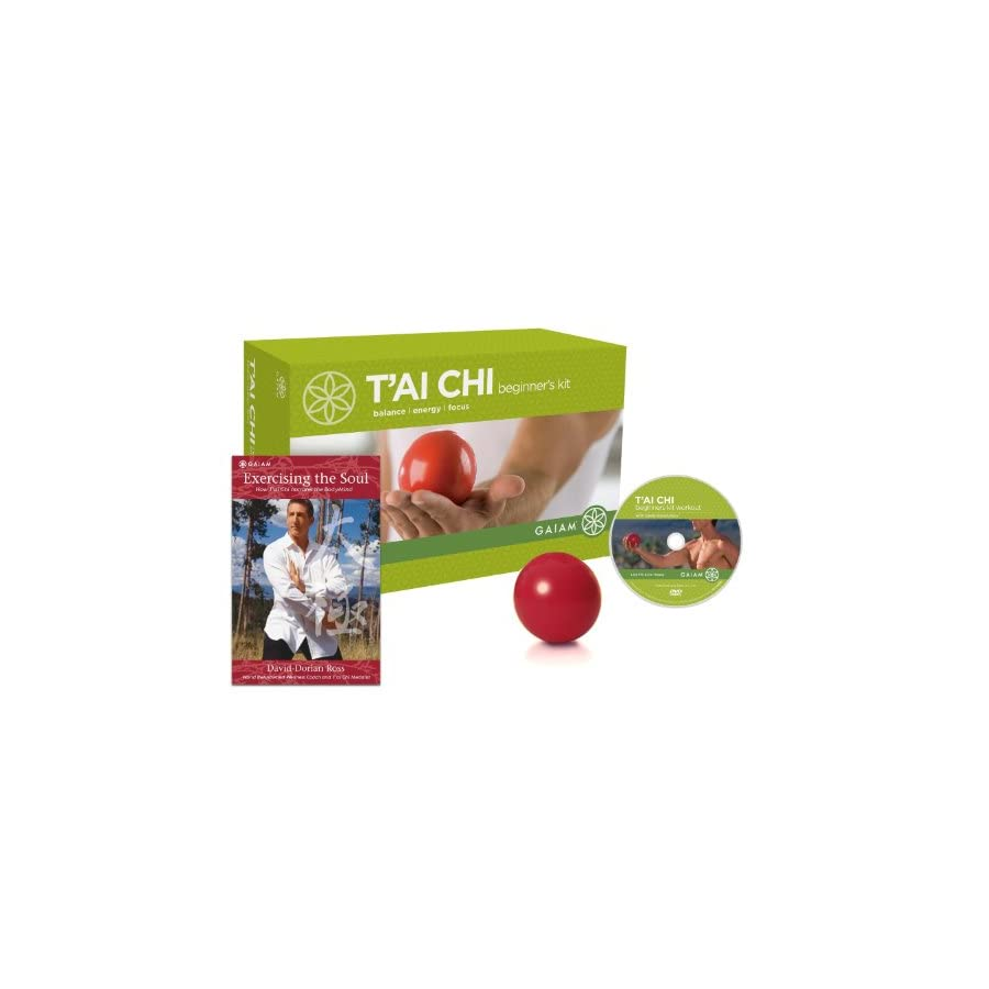 Gaiam Tai Chi Beginner Kit