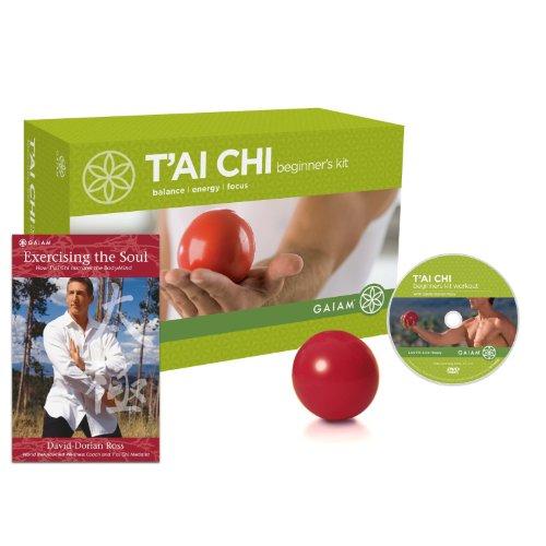 Gaiam Tai Chi Beginner Kit