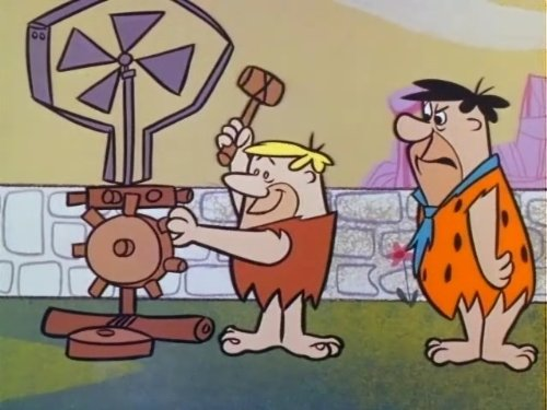 The Flintstone Flyer