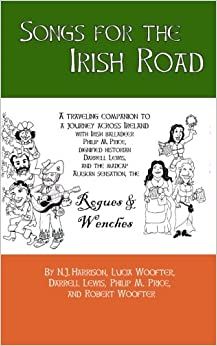 N. J. Harrison - Songs For The Irish Road: A Musical Traveling Companion To A Journey Across Ireland