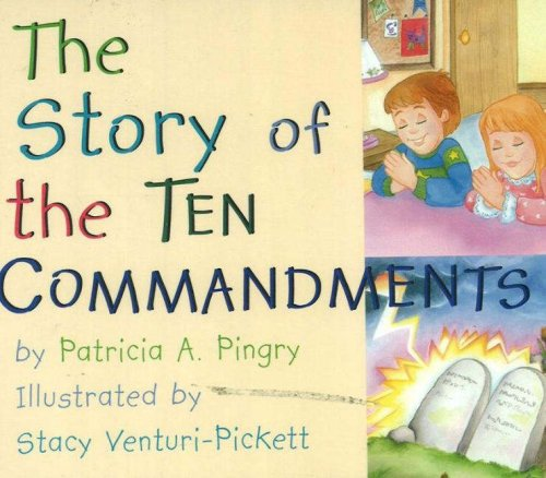 Download The Story of the Ten Commandments pdf
