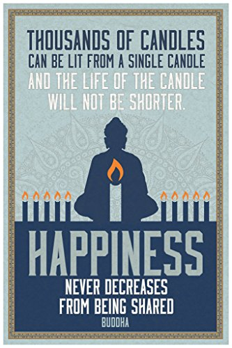 buddhism quotes poster