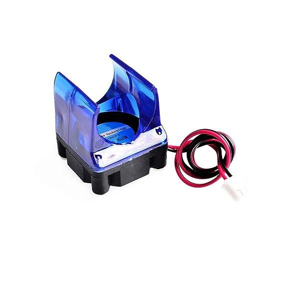 Piezas de la Impresora 3D Ventilador Moldeado por Inyección de ...