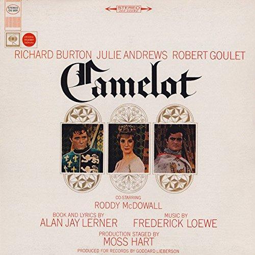 Camelot Vinyl - Camelot (Soundtrack) LP