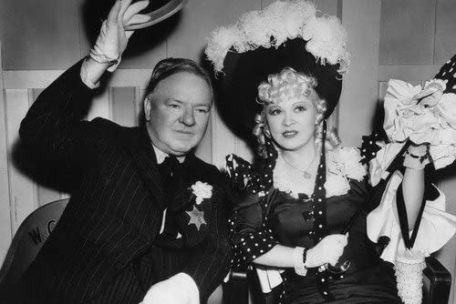 MAE WEST vs. W.C. Fields