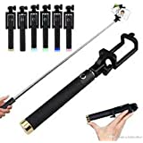 Selfie Stick For All Smartphones (Colour may vary)