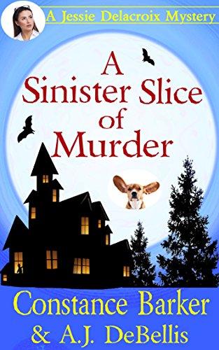 Sinister Slice Murder Delacroix Whispering ebook product image