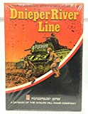 Dnieper River Line by Avalon Hill for Atari 800 Apple II PET TRS-80 Cassette