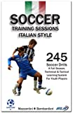 Soccer Training Sessions for 13-15 Year Olds, Mirko Mazzantini, 0984446702