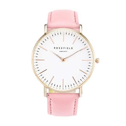 Ultra Thin Women Quartz Watch Simple Fashion Waterproof Leather Band Lady Wristwatches Round Dial Case Watches
