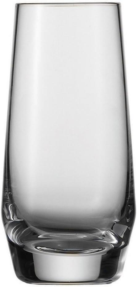 Schott Zwiesel Tritan Crystal Pure Barware Collection Shot Glass Set of 6 3.2-Ounce
