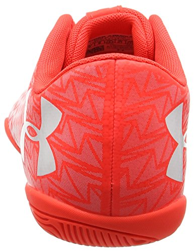 Under Armour Men's Ua Cf Force 3.0 in Football Boots Red (Neon Coral 611) 6Tc3OSOy