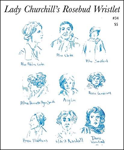 (Lady Churchill's Rosebud Wristlet No. 34)