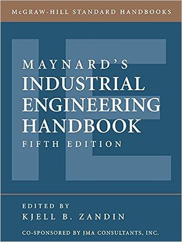 Maynard's industrial engineering handbook free ebooks download.